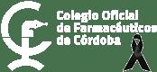 Colegio Oficial de Farmacéuticos de Córdoba Logo
